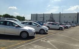 Chạy đua giảm giá, thị trường ôtô vẫn lẹt đẹt