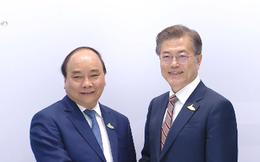 Thủ tướng đề nghị Hàn Quốc tăng cường nhập khẩu các sản phẩm nông, lâm, thủy, hải sản