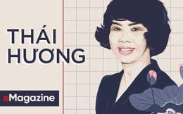 """Bà Thái Hương: """"Tôi chỉ muốn là người phụ nữ của gia đình nhưng số mệnh buộc tôi trở thành một doanh nhân mạnh mẽ"""""""