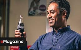 """""""Người đặc biệt"""" của Coca Cola Việt Nam"""
