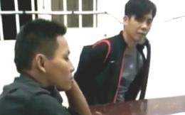 Bắt nam thanh niên cạy phá cây ATM để lấy tiền