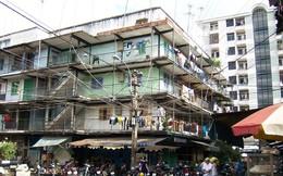Vướng mắc cải tạo chung cư cũ