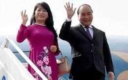 Thủ tướng Nguyễn Xuân Phúc lên đường thăm chính thức Thái Lan