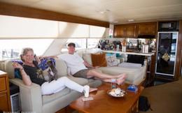 San Francisco quá đắt đỏ, cặp đôi này đã quyết định sống trên 1 chiếc thuyền và có cuộc sống mà nhiều người mơ ước