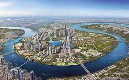 Đô thị phức hợp lớn nhất ASEAN - Thủ Thiêm sẽ khát đất sạch