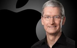 CEO Apple nhận gần 90 triệu USD cổ phiếu thưởng