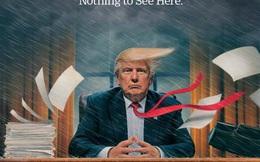 """Tạp chí TIME mô tả """"sự hỗn loạn ở Nhà Trắng"""" qua một bức ảnh"""