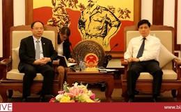 """Tập đoàn Trung Quốc muốn """"rót"""" vốn vào dự án đường trên cao, tàu điện ngầm của Việt Nam"""