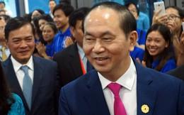 Chủ tịch nước Trần Đại Quang thông báo 5 kết quả nổi bật của Tuần lễ Cấp cao APEC 2017