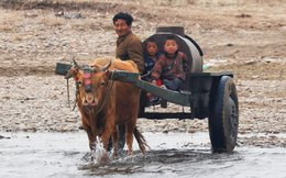 11 bức ảnh ấn tượng về cuộc sống ở biên giới Trung Quốc – Triều Tiên