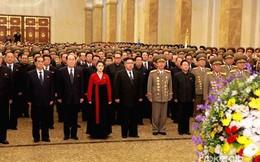 Ông Kim Jong-un vắng mặt bất thường trong ngày giỗ cha