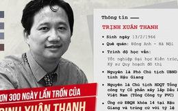 Hơn 300 ngày lẩn trốn của Trịnh Xuân Thanh