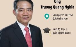[Infographic]: Tân Bí thư Đà Nẵng Trương Quang Nghĩa