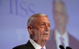 Mỹ không loại trừ dùng vũ lực để giải quyết vấn đề Triều Tiên