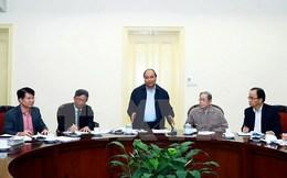 Thủ tướng Nguyễn Xuân Phúc làm việc với Hiệp hội dược liệu Việt Nam