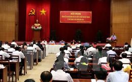 Bộ Chính trị chỉ đạo kiểm điểm tự phê bình và phê bình