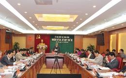 UBKT Trung ương kết luận xử lý tập thể, cá nhân liên quan vụ Formosa