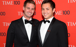 """Điểm mặt những """"cánh tay phải"""" đã giúp Evan Spiegel điều hành tập đoàn Snapchat 25 tỷ USD"""