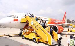 5 tháng, doanh thu vận chuyển hàng không của Vietjet đạt hơn 8.300 tỷ đồng