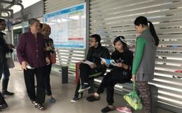 Gần 376 nghìn lượt khách đi buýt nhanh BRT