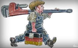 """Angela Merkel - """"Bông hồng có gai"""" chèo lái nền kinh tế hùng mạnh nhất châu Âu suốt 12 năm ròng"""