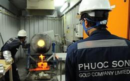Công ty TNHH Vàng Phước Sơn đã trả được 124 tỷ đồng trong tổng số tiền nợ thuế 334 tỷ đồng