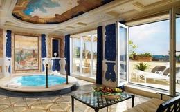 Giới thượng lưu thế giới chi hàng tỷ đồng cho một đêm ở những khách sạn xa hoa bậc nhất này
