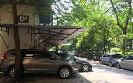 Hà Nội: Nhiều khu đô thị thờ ơ với chiến dịch đòi lại vỉa hè
