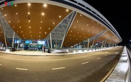 """Toàn cảnh ga quốc tế """"cánh chim hải âu"""" Đà Nẵng đón APEC 2017"""