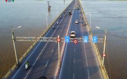 Cận cảnh cầu Vĩnh Tuy trước kế hoạch xây dựng giai đoạn 2