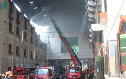 Vụ cháy lớn ở Cần Thơ: Ước tính thiệt hại ban đầu 13 triệu USD