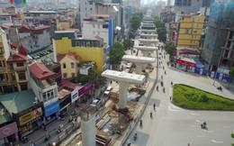 Cận cảnh: Hiện trạng dự án Metro 33.000 tỷ đồng ở Hà Nội bị thanh tra