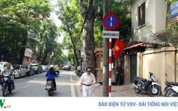 Hà Nội có thêm tuyến phố đỗ xe theo ngày chẵn, lẻ