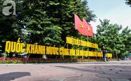 Hà Nội rực rỡ sắc cờ hoa trong ngày Tết Độc lập