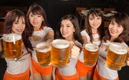 Thị trường bia 3,8 tỷ lít/năm tại Việt Nam nhìn từ những bóng hồng ở Vuvuzela
