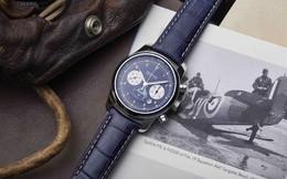 Chiêm ngưỡng chiếc đồng hồ dành cho quân đội Hoàng gia Anh được chế tạo từ mảnh ghép từ 4 chiếc máy bay chiến đấu