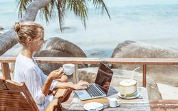 Vừa đi du lịch vừa làm việc fulltime - Xu hướng mới trong giới trẻ