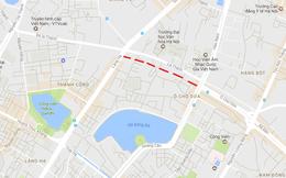 Hà Nội chuẩn bị làm con đường lớn song song với đường Đê La Thành