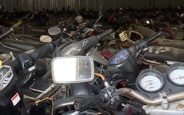 TP.HCM: 10.000 xe vi phạm giao thông sẽ được bán đấu giá