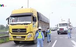 Hiệu quả kiểm soát xe quá tải trên cao tốc bằng trạm cân tĩnh