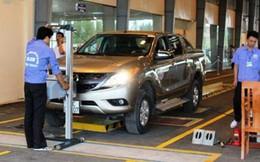 Từ chối đăng kiểm xe chưa nộp phạt nguội là đúng luật