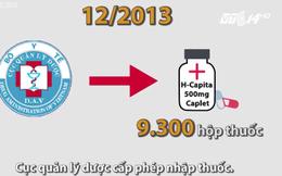 Ban chỉ đạo 389: Vụ thuốc giả của VN Pharma là tội ác