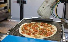 Được làm bởi robot, những chiếc pizza này sẽ là đối thủ đáng gờm của Domino's và Pizza Hut?