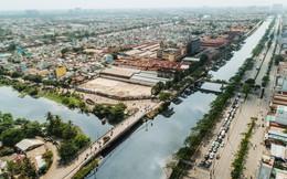 Nơi đây sẽ là một trong những khu vực được đầu tư lớn nhất về hạ tầng giao thông, đô thị tại Tp.HCM năm 2018