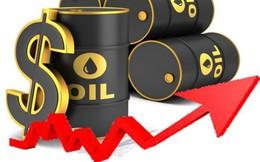 Giá dầu Brent tăng mạnh vượt ngưỡng 71 USD