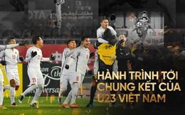 U23 Việt Nam và hành trình cảm xúc vào chung kết giải U23 châu Á