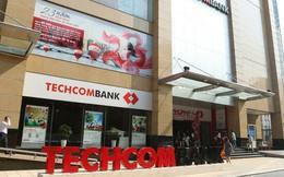 Techcombank bất ngờ báo lãi hơn 8.000 tỷ trong năm 2017, năm thứ 3 liên tiếp lợi nhuận tăng gấp đôi