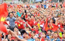Nghệ An: 20 xe sang sẽ chở cầu thủ và người thân diễu hành trong thành phố