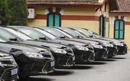 Đại sứ Việt Nam ở nước ngoài được dùng xe giá tối đa 65.000 USD