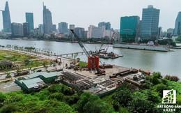 Một dự án bất động sản lớn quy mô 3,5ha vừa được chấp thuận đầu tư tại Thủ Thiêm